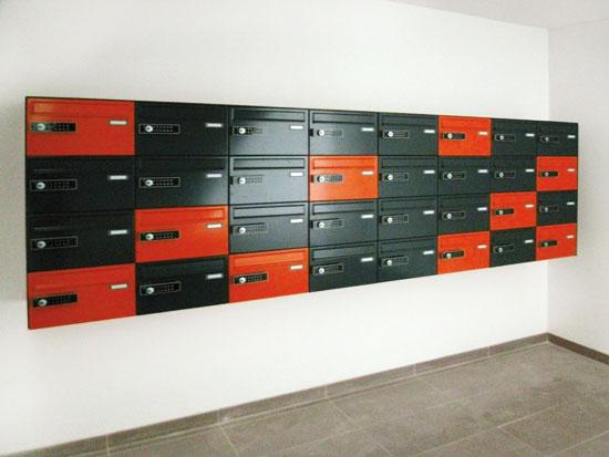 Briefkastenanlagen | Keystorage