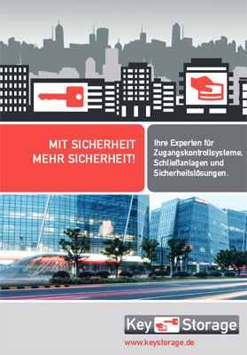 Flyer | Keystorage GmbH