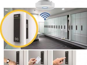 SAFE-O-TRONIC® access LSW bietet einfaches und flexibles Handling bei komfortabler Online-Steuerung