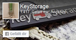 Facebook Fanpage | Keystorage
